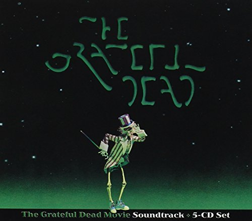 Grateful Dead Movie Soundtrack Remastered 5 CD