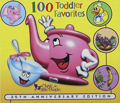 100 Toddler Favorites 20th Bir 100 Toddler Favorites 20th Bir 3 CD
