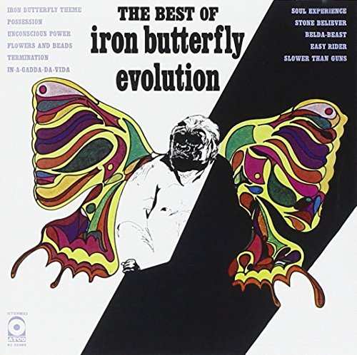 Iron Butterfly Best Of Iron Butterfly