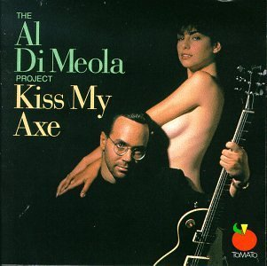 Di Meola Al Kiss My Axe