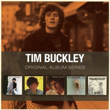 Tim Buckley Original Album Series Import Gbr