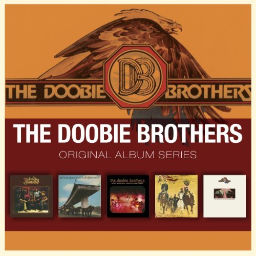 Doobie Brothers Original Album Series 5 CD