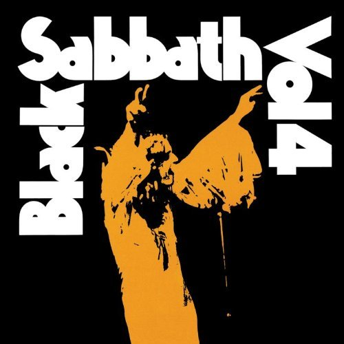 Black Sabbath Vol. 4 180gm Vinyl