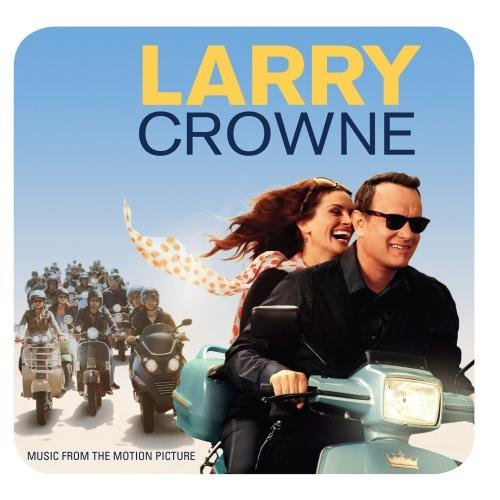 Various Artists Larry Crowne CD R