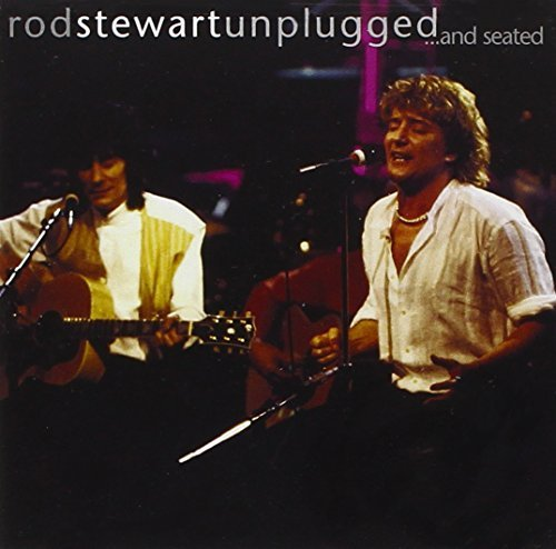 Rod Stewart Unplugged And Seated
