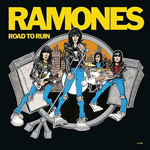 Ramones Road To Ruin 180gm Vinyl