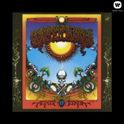 Grateful Dead Aoxomoxoa 180gm Vinyl