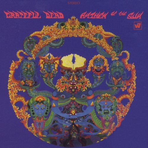Grateful Dead Anthem Of The Sun 180gm Vinyl