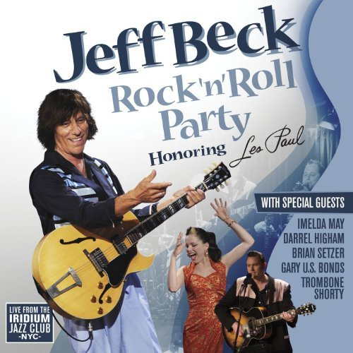 Jeff Beck Rock 'n' Roll Party Honoring L Import Eu