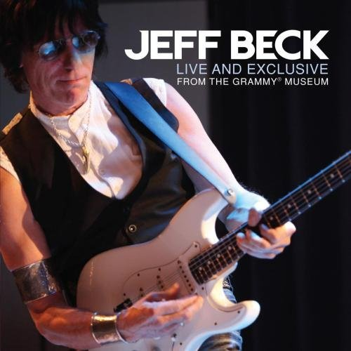 Jeff Beck Live And Exclusive April 2010 Grammy Museum