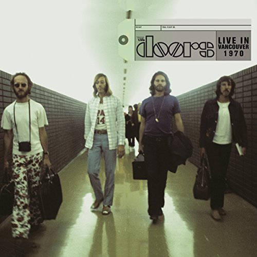 Doors Live In Vancouver 1970 (2 Cd) 2 CD