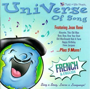 Jean Rene Uni Verse Of Song French