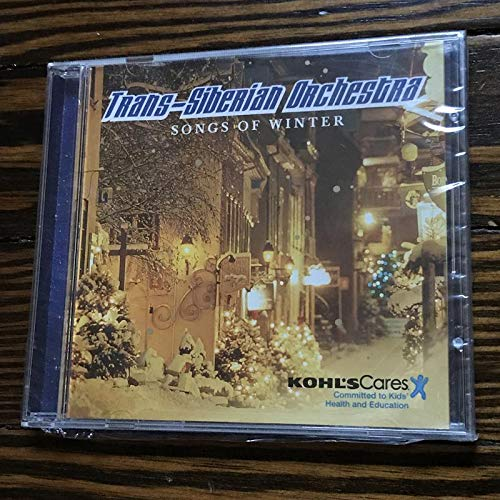 Trans Siberian Orchestra Songs Of Winter