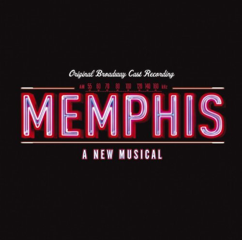 Cast Recording Memphis A New Musical