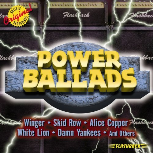 Power Ballads Vol. 1 Power Ballads Power Ballads
