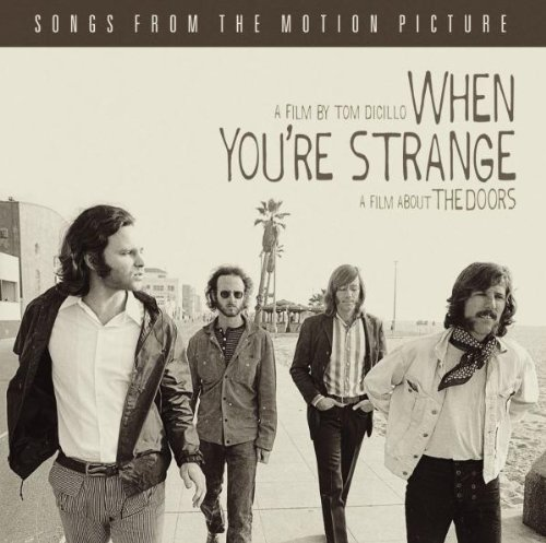 When You're Strange When You're Strange Import Eu Soundtrack
