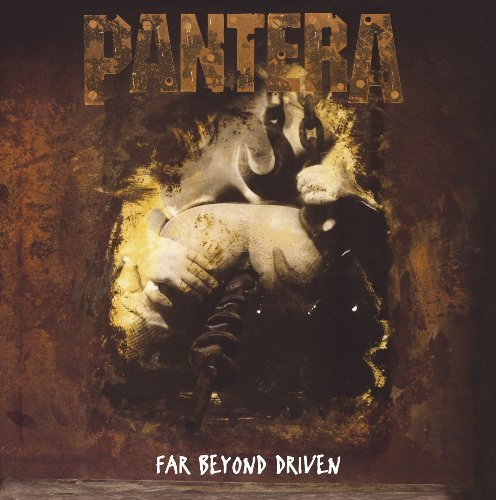 Pantera Far Beyond Driven Explicit Version 2 Lp