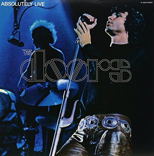 Doors Absolutely Live 2 Lp