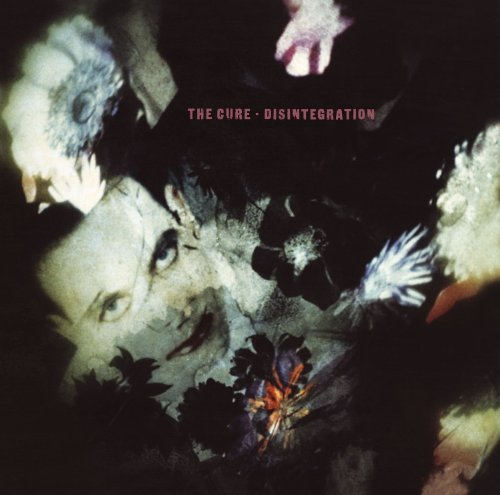 Cure Disintegration Deluxe Ed. 180gm Vinyl 2 Lp