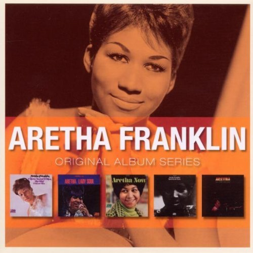 Aretha Franklin Original Album Series 5 CD
