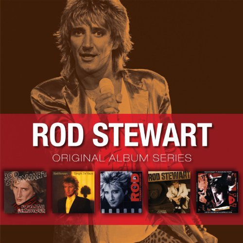 Rod Stewart Original Album Series 5 CD