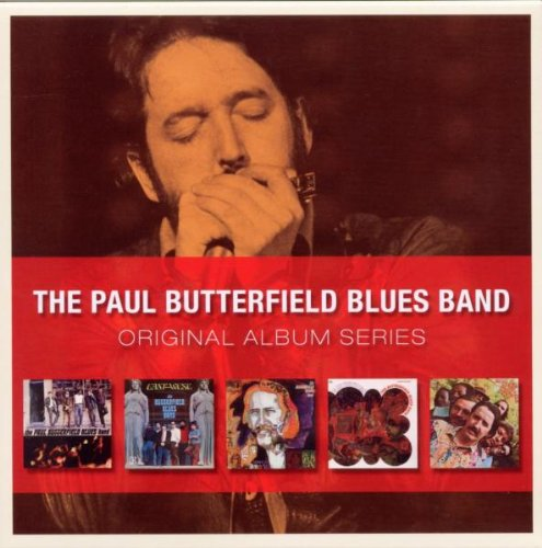 Butterfield Paul Blues Band Original Album Series Import Gbr 5 CD