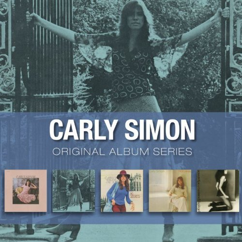 Carly Simon Original Album Series 5 CD