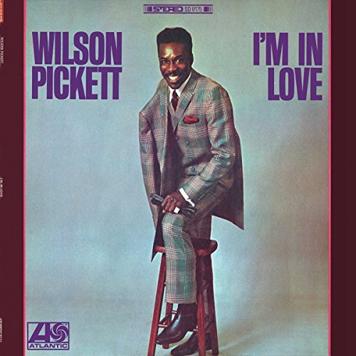 Wilson Pickett Original Album Series 5 CD