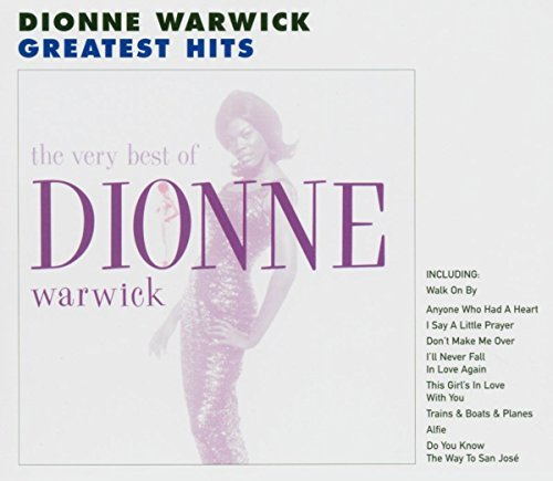 Dionne Warwick Very Best Of Dionne Warwick