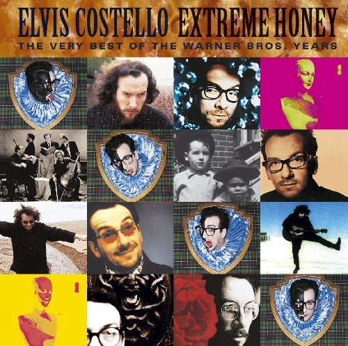 Elvis Costello Extreme Honey The Very Best O