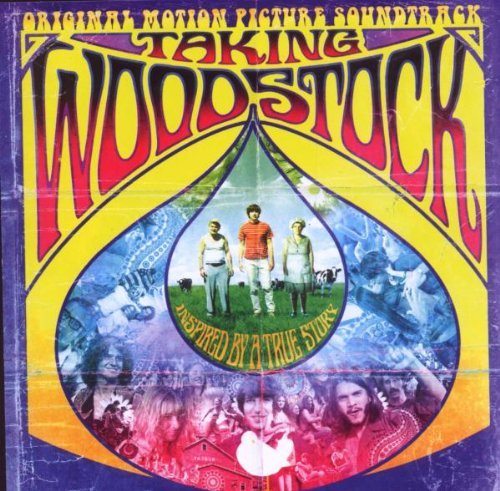 Taking Woodstock Soundtrack