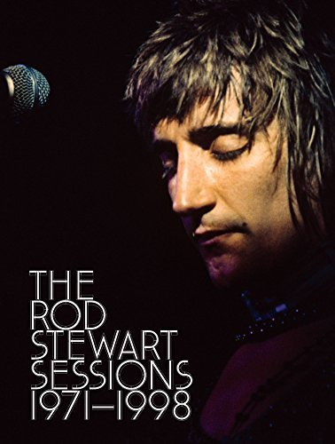 Rod Stewart Rod Stewart Sessions 1971 1998 4 CD
