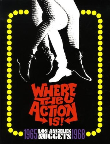 Where The Action Is! Los Angel Where The Action Is! Los Angel 4 CD
