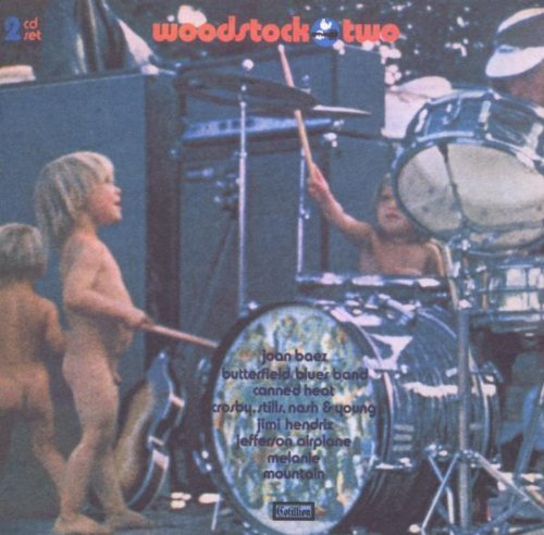 Woodstock Two Woodstock Two 2 CD Set