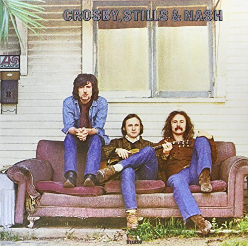 Crosby Stills & Nash Csn 180gm Vinyl