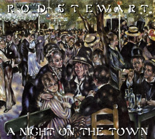 Rod Stewart Night On The Town 2 CD Set