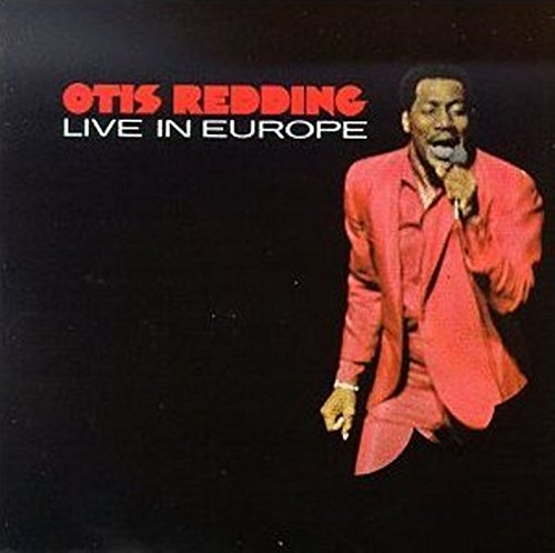 Otis Redding Live In Europe