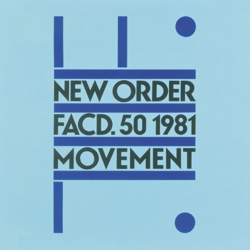 New Order Movement 2 CD Set