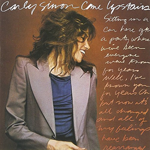 Carly Simon Come Upstairs