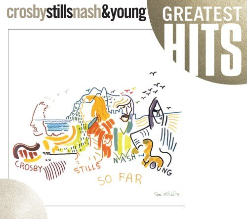 Crosby Stills Nash & Young So Far