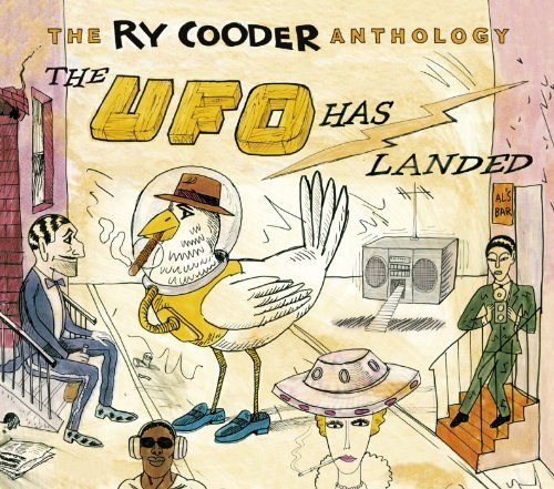 Ry Cooder Ry Cooder Anthology The Ufo Has Landed 2 CD Set