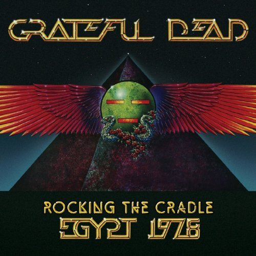 Grateful Dead Rocking The Cradle Egypt 1978 2 CD 1 DVD