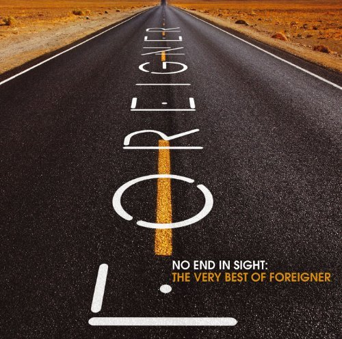 Foreigner No End In Sight The Very Best 2cd Set