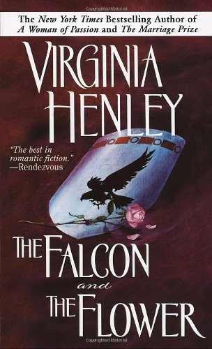Virginia Henley The Falcon And The Flower