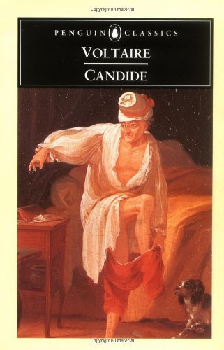 Francois Voltaire Candide Or Optimism