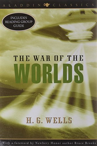 H. G. Wells The War Of The Worlds Original