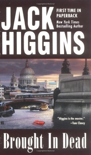 Jack Higgins Brought In Dead