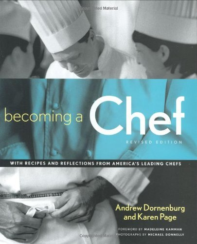 Andrew Dornenburg Becoming A Chef Revised