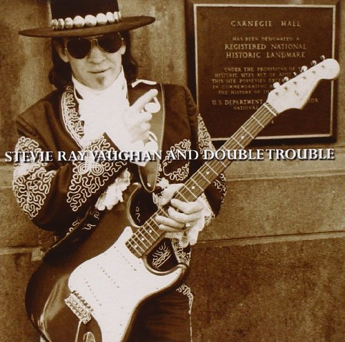 Stevie Ray Vaughan Live At Carnagie Hall Import Eu
