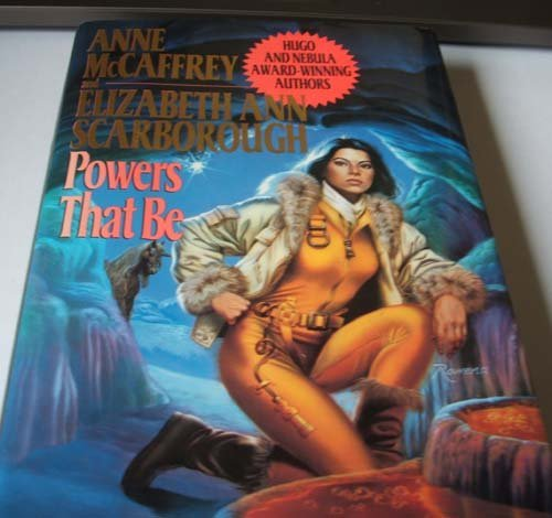 Anne Mccaffrey Powers That Be